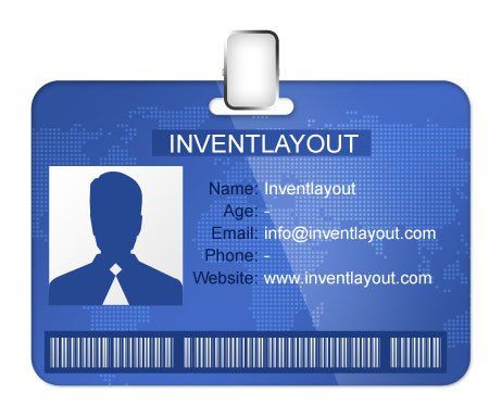 Free Id Badge Templates Powerpoint Templates Free Download Umbrella Corporation