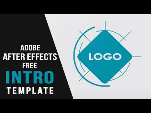 Free Intro Templates after Effects Free 2d Intro Template for after Effects Velosofy