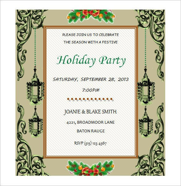Free Invitation Template Word 50 Microsoft Invitation Templates Free Samples