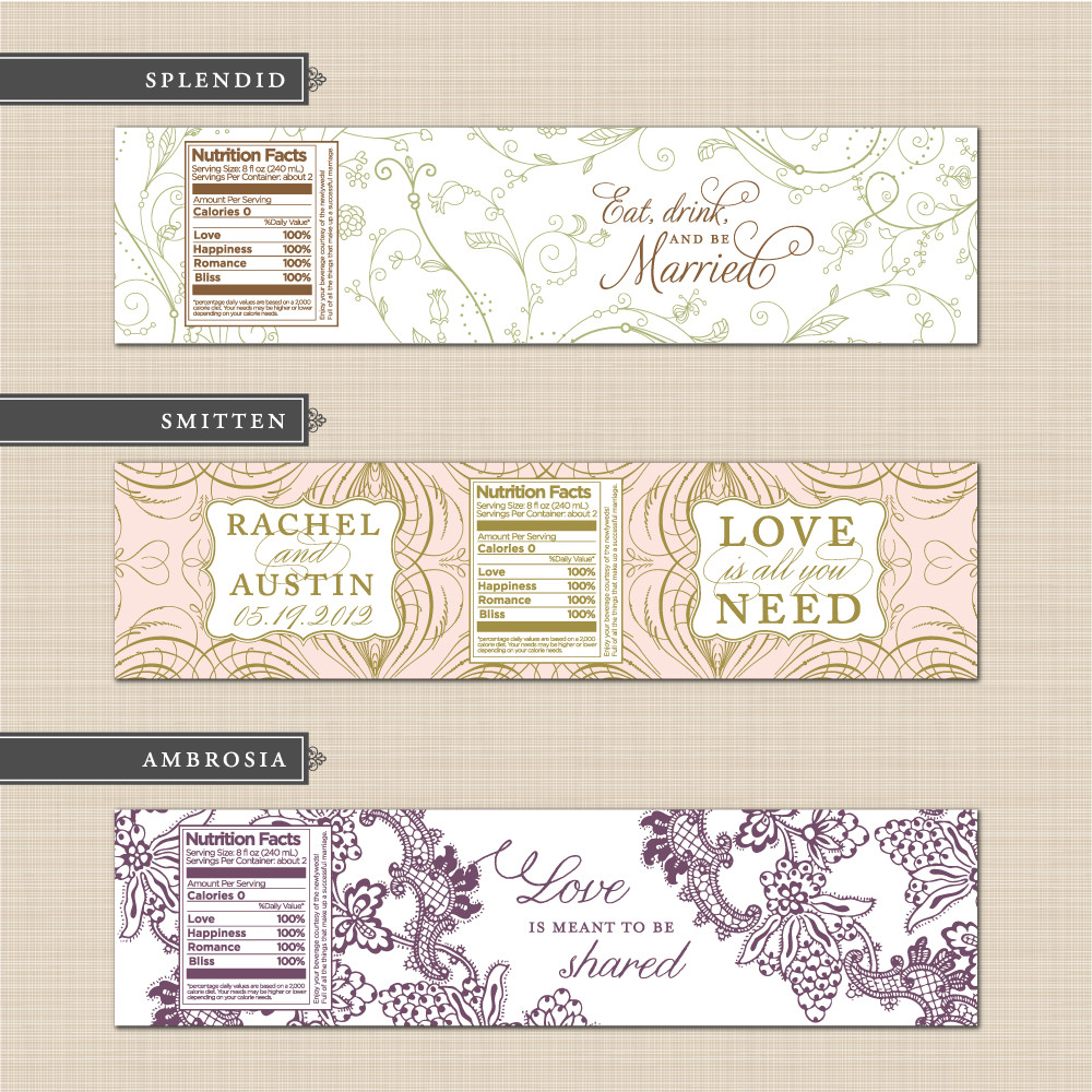 Free Label Design Templates Belletristics Stationery Design and Inspiration for the