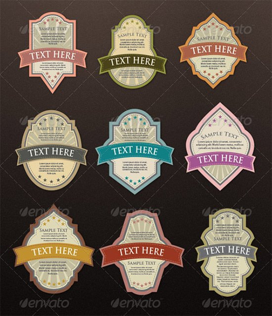 Free Label Design Templates Sample Printable Label Template 11 Download Documents