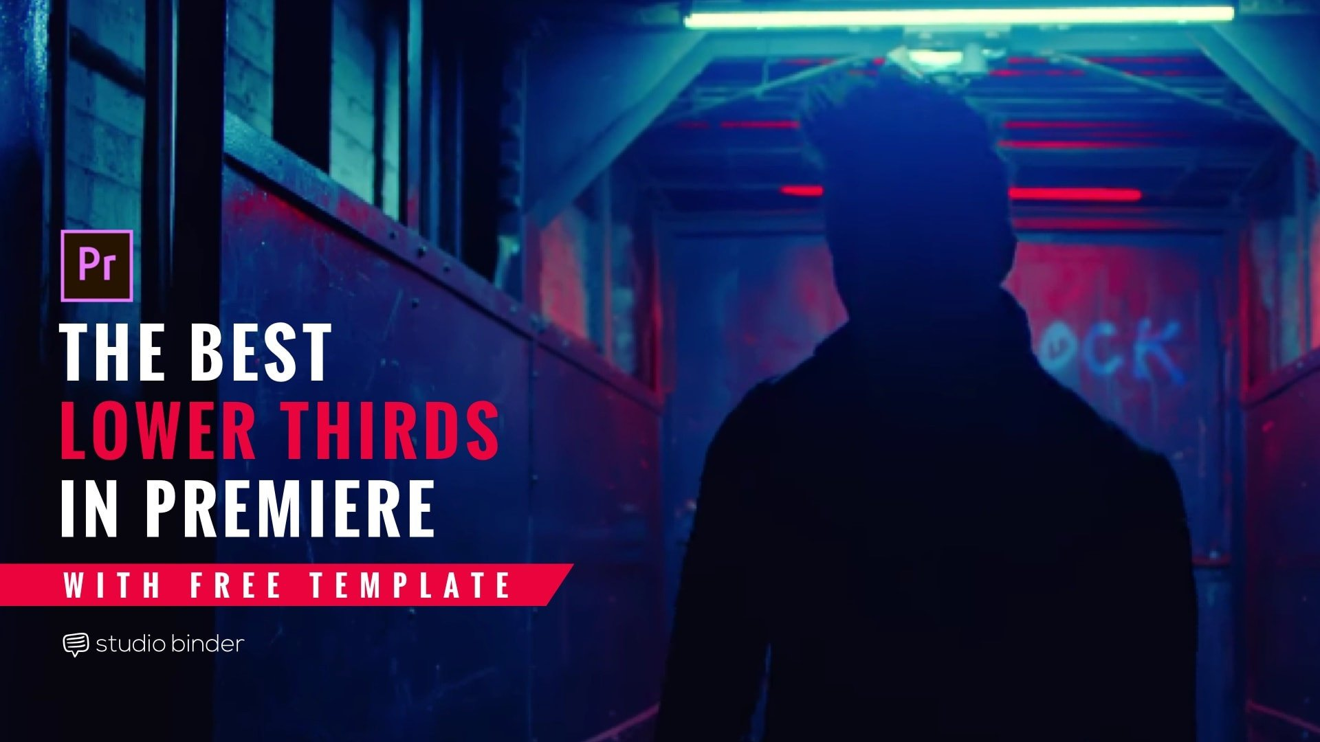 Free Lower Thirds Templates Premiere the Best Lower Thirds Templates for Premiere [free Download]