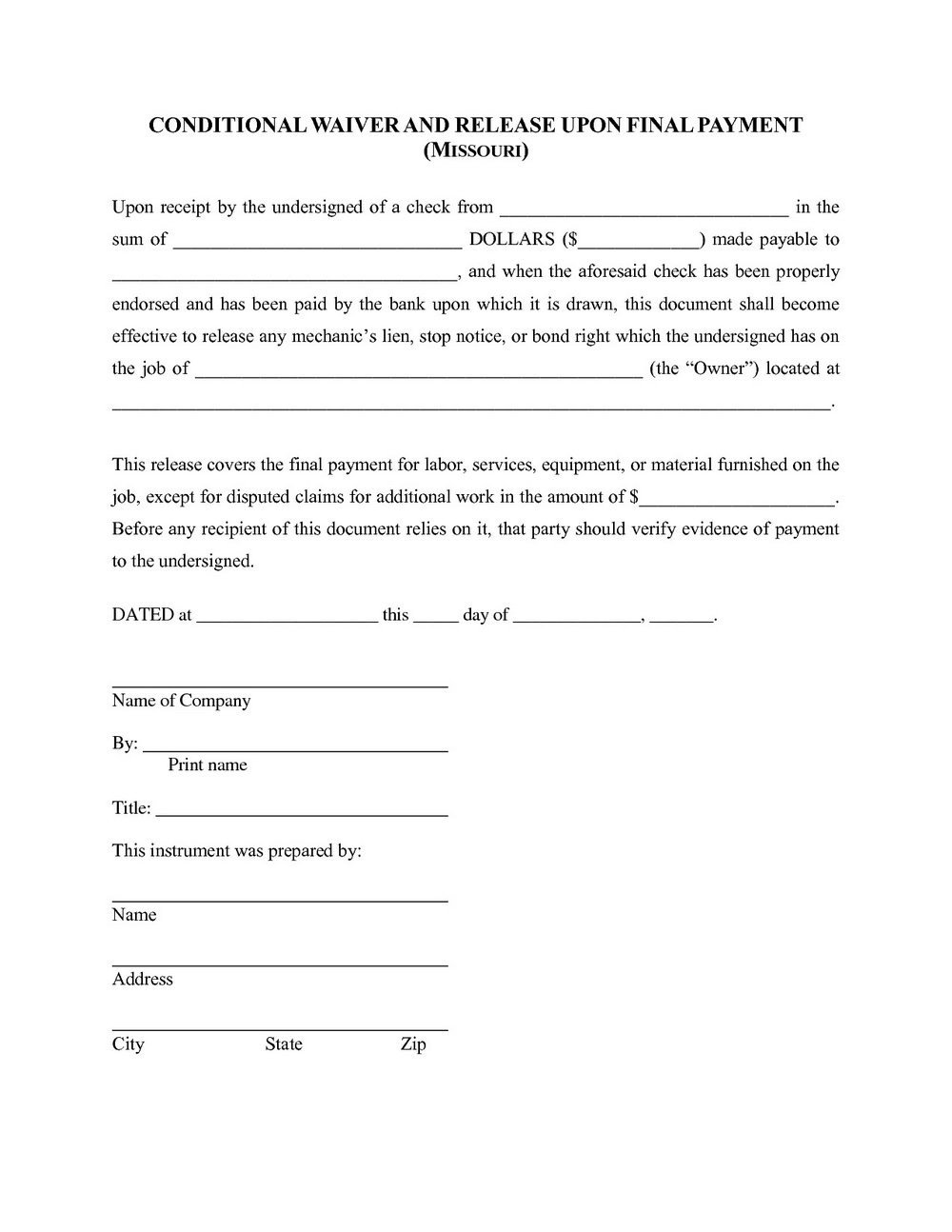 Free Mechanics Lien form Texas Free W9 form Texas forms 4130