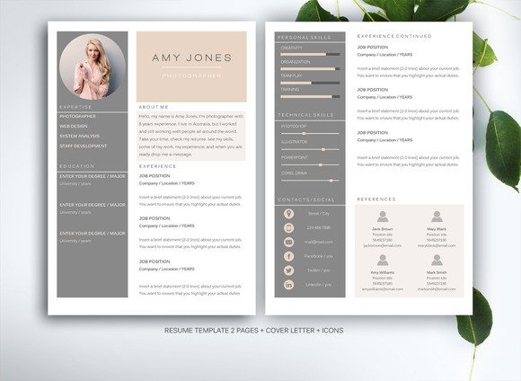 Free Microsoft Word Templates Resume Template for Ms Word Resume Templates On Creative