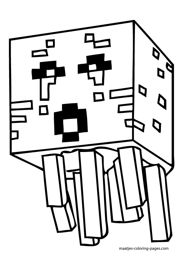Free Minecraft Coloring Pages Minecraft Coloring Pages Coloring Pages
