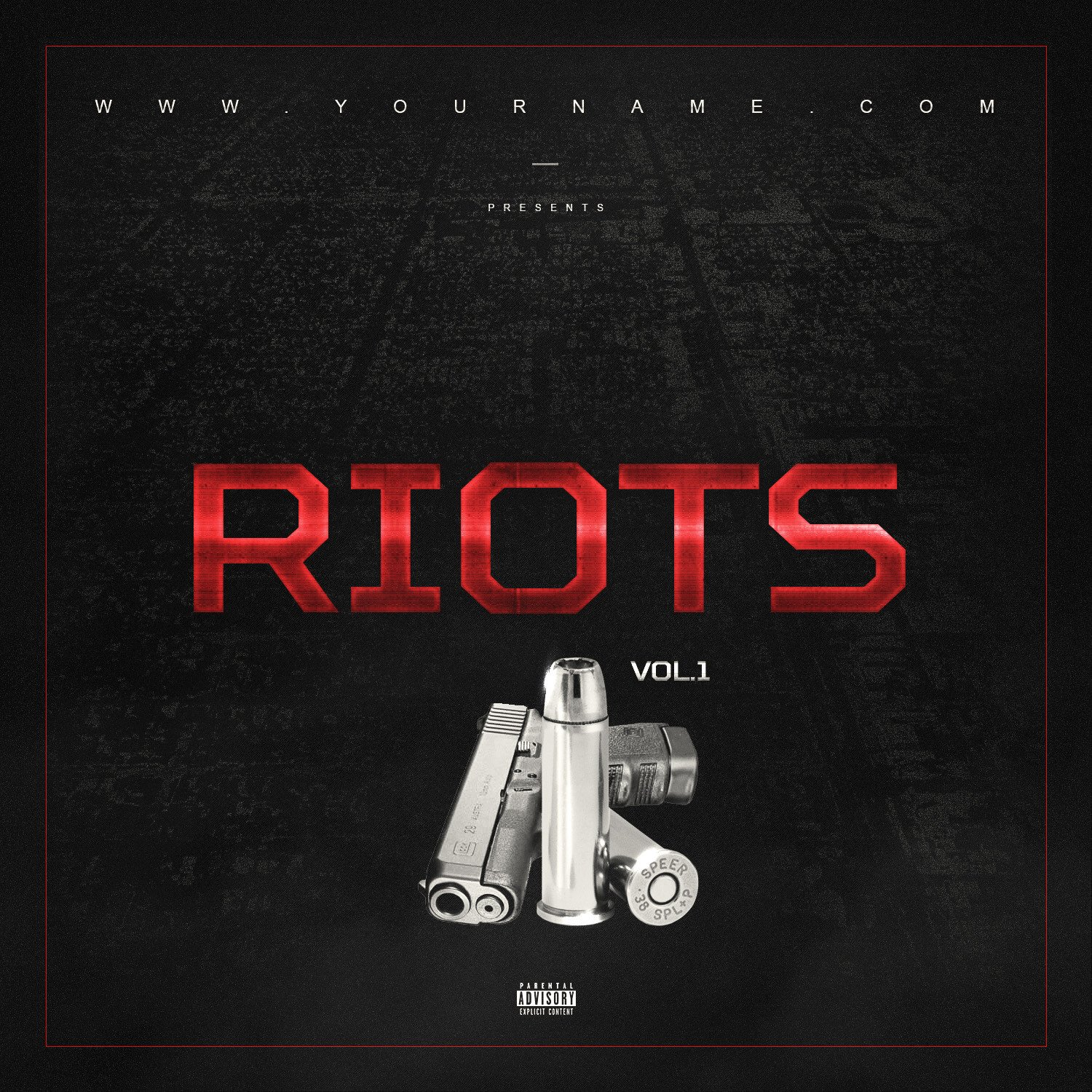 Free Mixtape Cover Templates Riots Mixtape Cover Template Vms