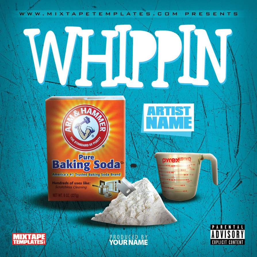 Free Mixtape Cover Templates Whippin Mixtape Cover Template by Filthythedesigner On