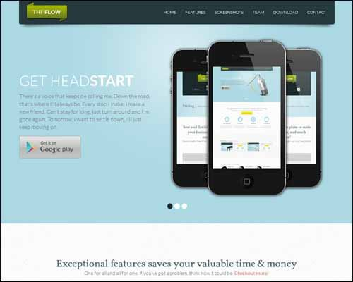 Free Muse Templates Responsive Free and Premium Responsive Adobe Muse Templates