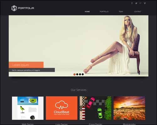Free Muse Website Templates Responsive Adobe Muse Templates & themes