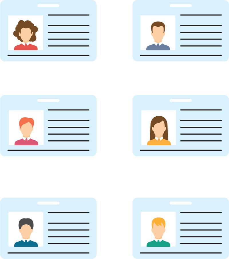 Free Name Tag Templates 5 Name Tag Templates to Print Custom Name Tags