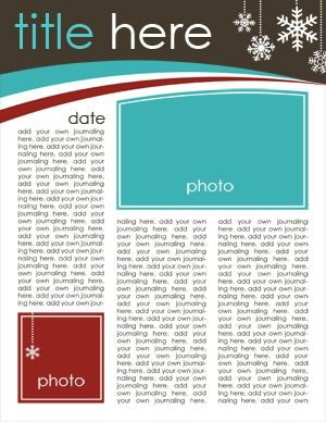 Free Newsletter Templates Download Newsletter Template Ideas On Pinterest