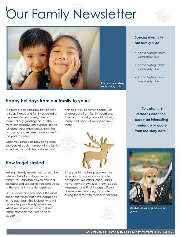 Free Newsletter Templates Download the Best Websites for Free High Quality Newsletter Templates