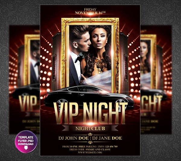Free Nightclub Flyer Templates 28 Club Flyer Templates Pdf Psd Ai Vector Eps