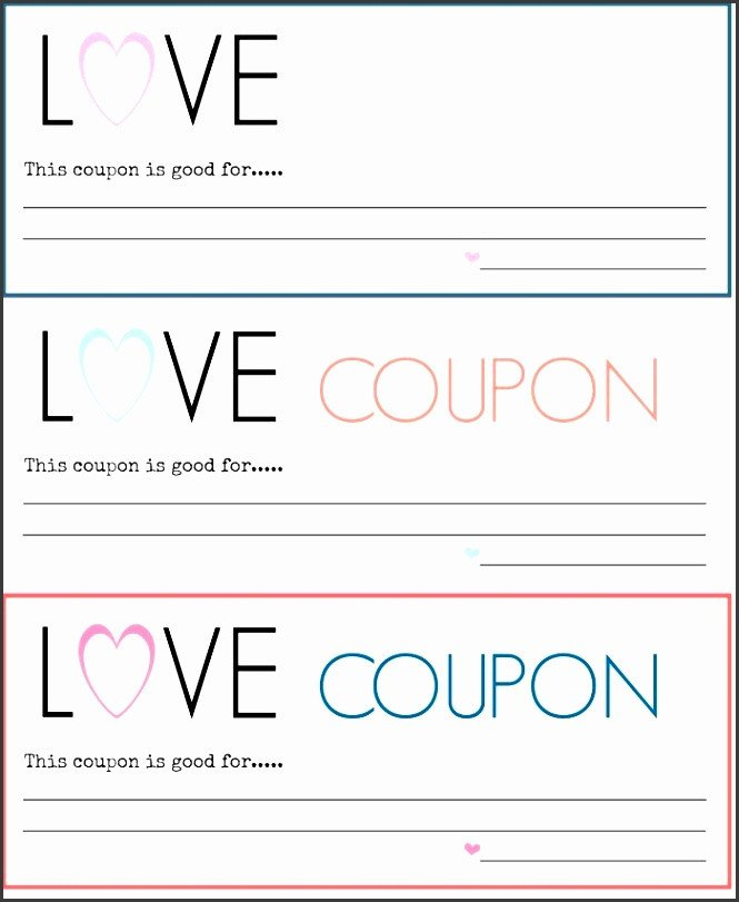 Free Online Coupon Maker Template 4 Printable Coupon Template Sampletemplatess