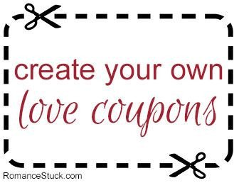 Free Online Coupon Maker Template Create Your Own Custom Love Coupons for Free with Our