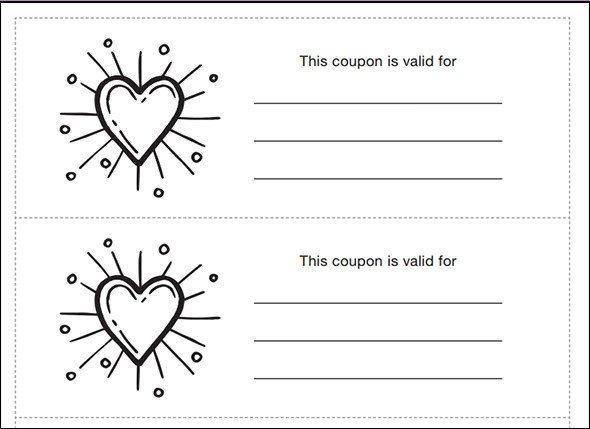 Free Online Coupon Maker Template Sample Coupon Template 27 Documents In Psd Vector