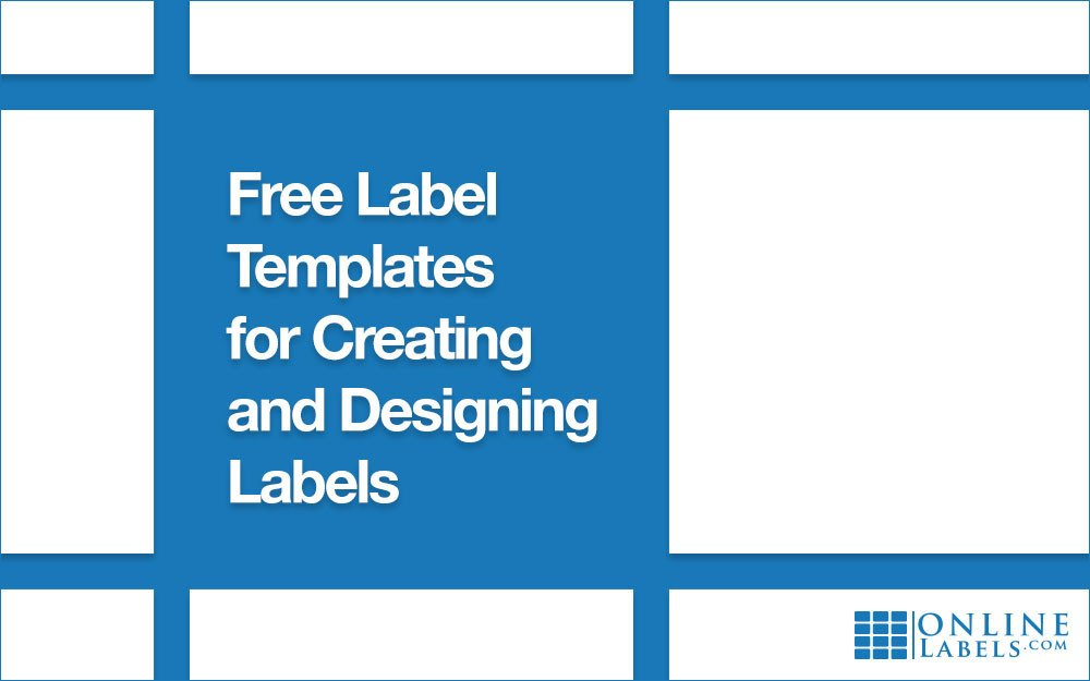 Free Online Label Templates Free Label Templates for Creating and Designing Labels