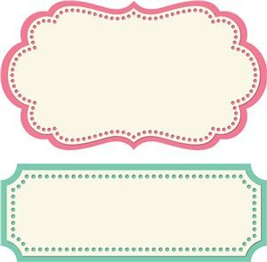 Free Online Label Templates Silhouette Line Store 2 Label Shapes