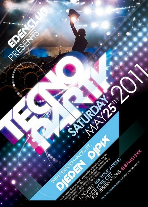 Free Party Flyer Templates 15 Free Party and event Flyer Psd Templates Xdesigns