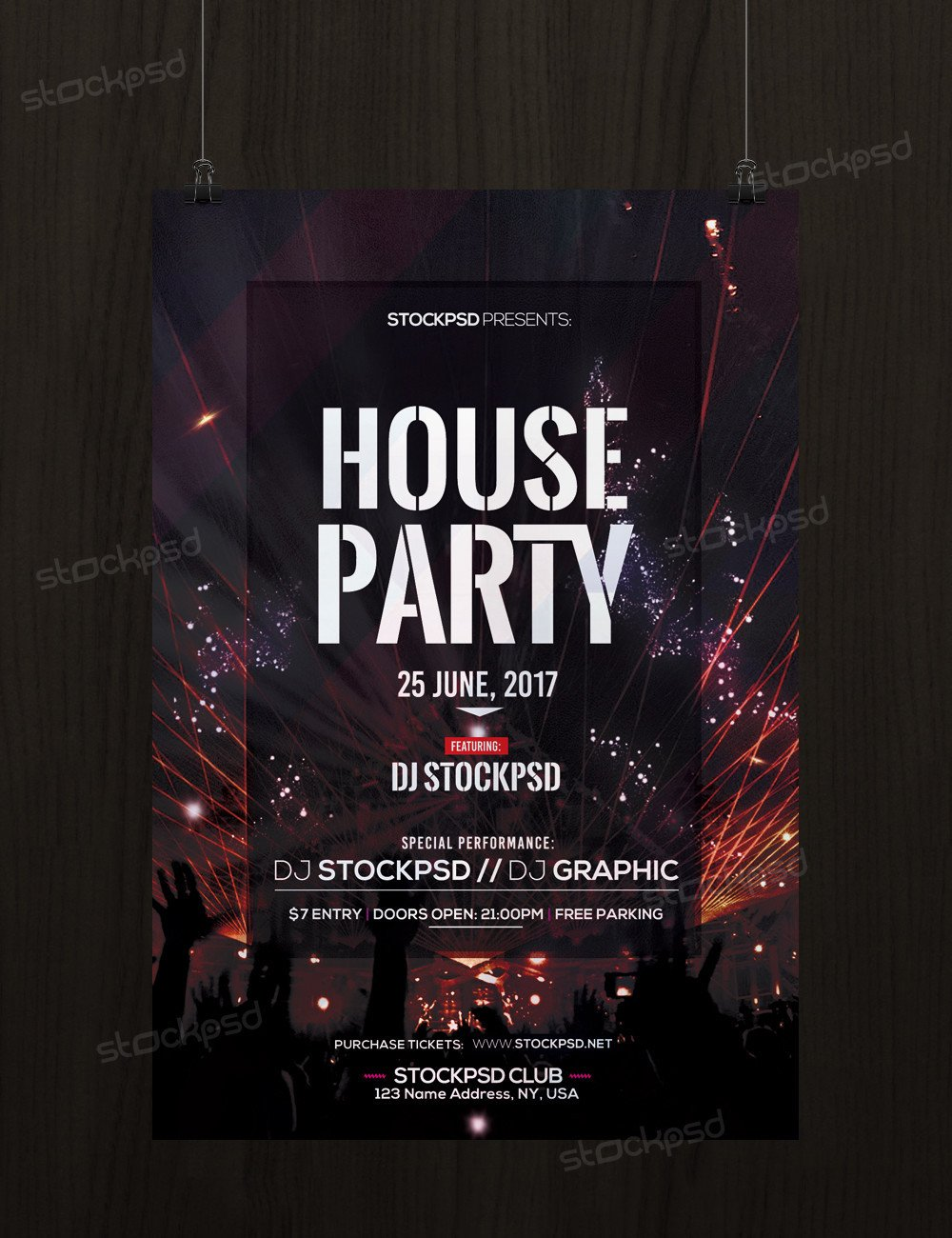 Free Party Flyer Templates 98 Premium & Free Flyer Templates Psd Absolutely Free to