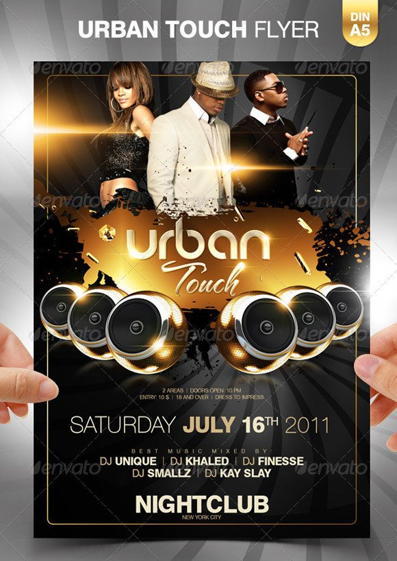 Free Party Flyer Templates Party Flyers 40 Awesome Template Designs Joomlavision