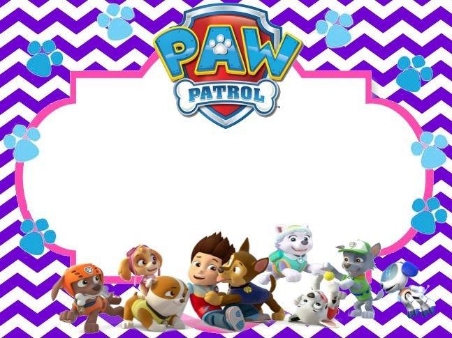 Free Paw Patrol Invitation Template 7d444f45c E7c0e577f E21 647×485 Pixels