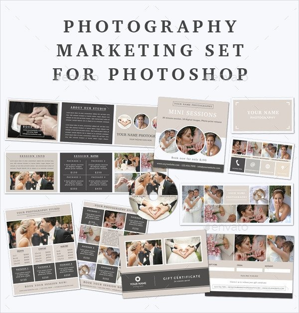 Free Photography Marketing Templates 10 Graphy Marketing Templates Free Sample Example