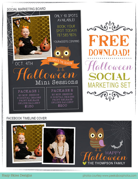Free Photography Marketing Templates Image