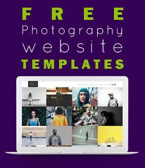 Free Photography Website Templates 33 Free Professional Graphy Website Templates & themes