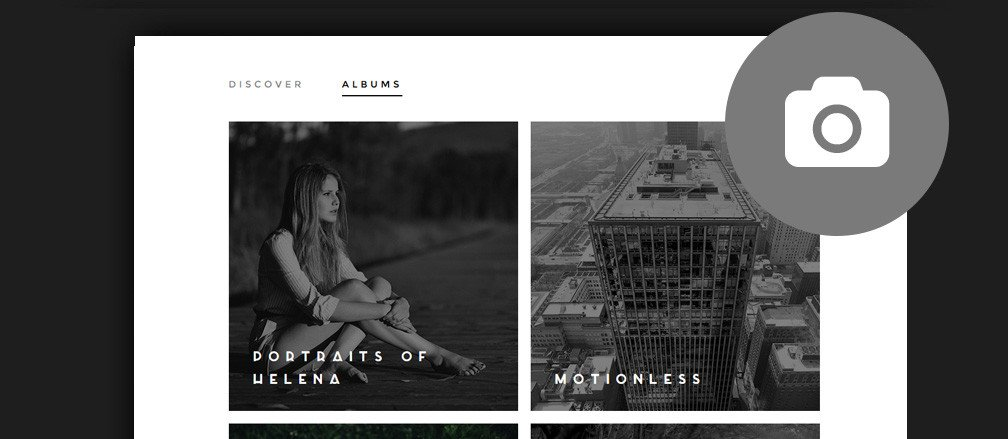Free Photography Website Templates 50 Best HTML Graphy Website Templates 2017