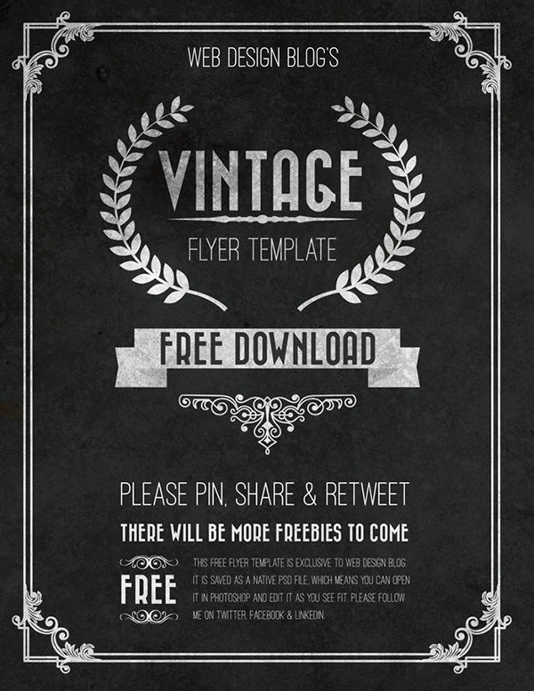 Free Photoshop Flyer Templates 75 Free Flyer Templates Shop Psd Download