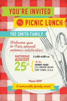 Free Picnic Flyer Template Picnic Flyers Idea Google Search Flyer Design