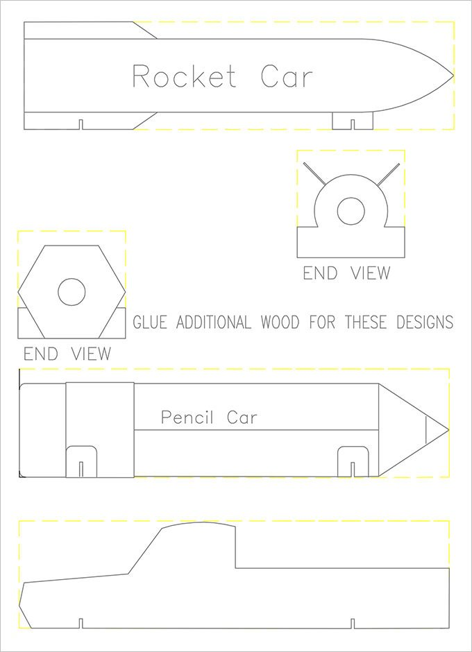 Free Pinewood Derby Templates 27 Awesome Pinewood Derby Templates – Free Sample