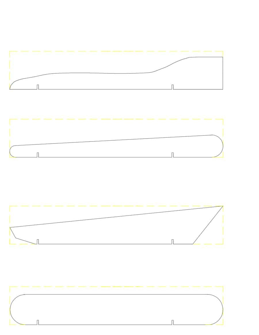 Free Pinewood Derby Templates 39 Awesome Pinewood Derby Car Designs & Templates