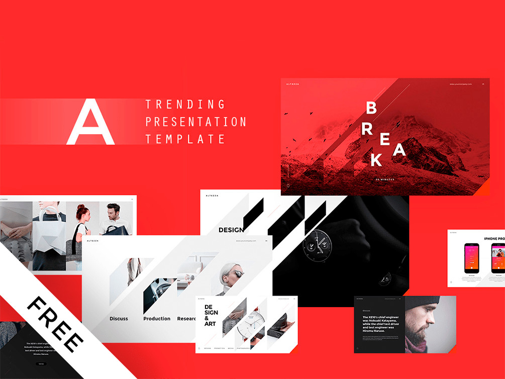 Free Power Point Templates the 86 Best Free Powerpoint Templates to Download In 2019