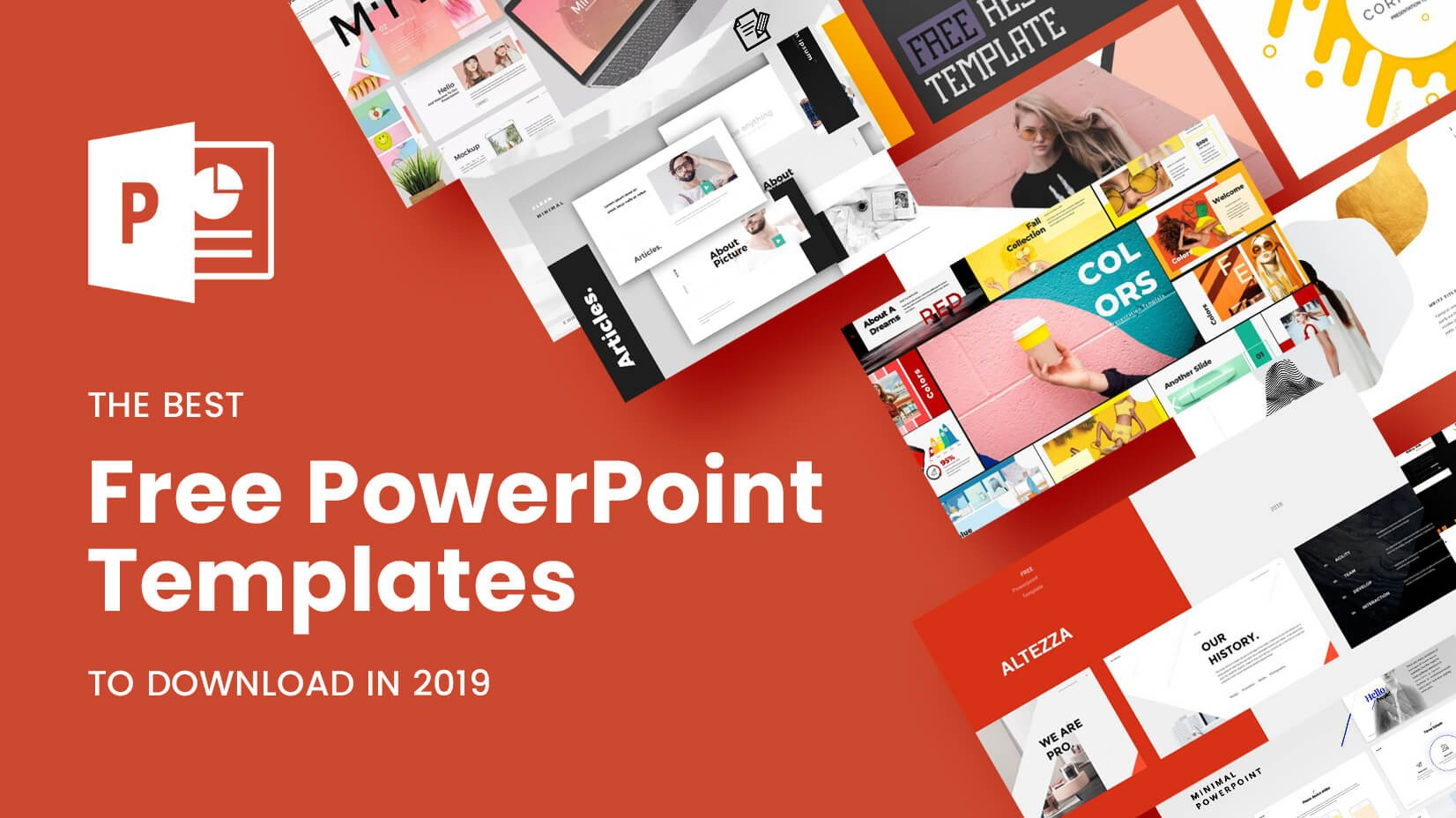 Free Power Point Templates the Best Free Powerpoint Templates to Download In 2019