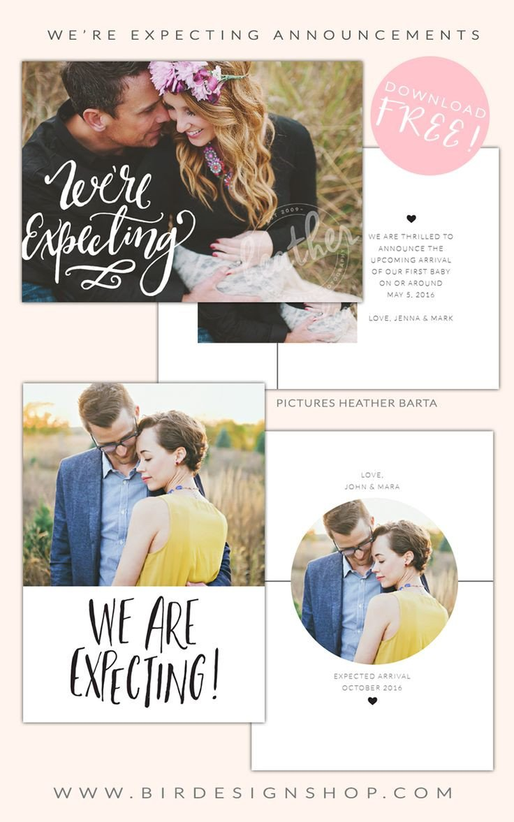 Free Pregnancy Announcement Templates Best 25 Expecting Announcements Ideas On Pinterest
