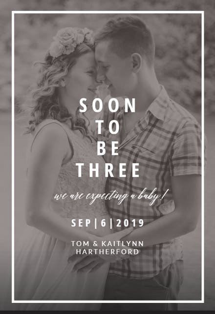 Free Pregnancy Announcement Templates Pregnancy Announcement Templates Free