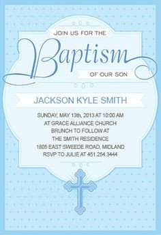 Free Printable Baptism Invitations 1000 Images About Printable Baptism & Christening