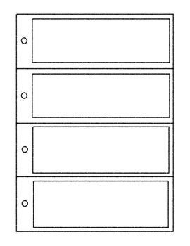 Free Printable Bookmark Templates Bookmark Templates Editable Powerpoint Printables Reading