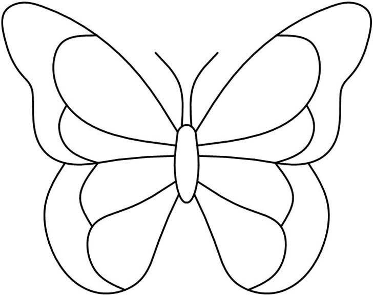 Free Printable butterfly Template Best 25 butterfly Pattern Ideas On Pinterest