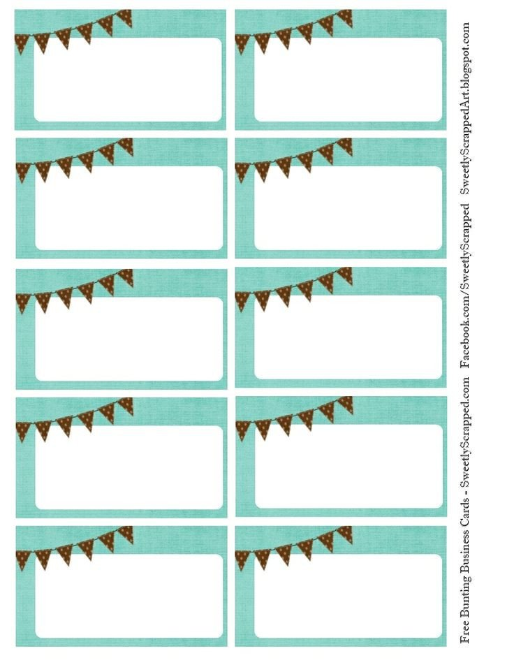 Free Printable Cards Template 383 Best Images About Printables Labels and Tags On