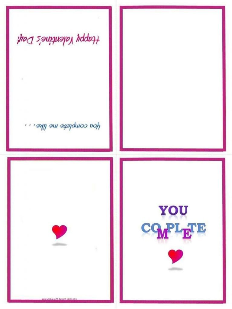 Free Printable Cards Template Free Printable Birthday Cards for Boyfriend Template