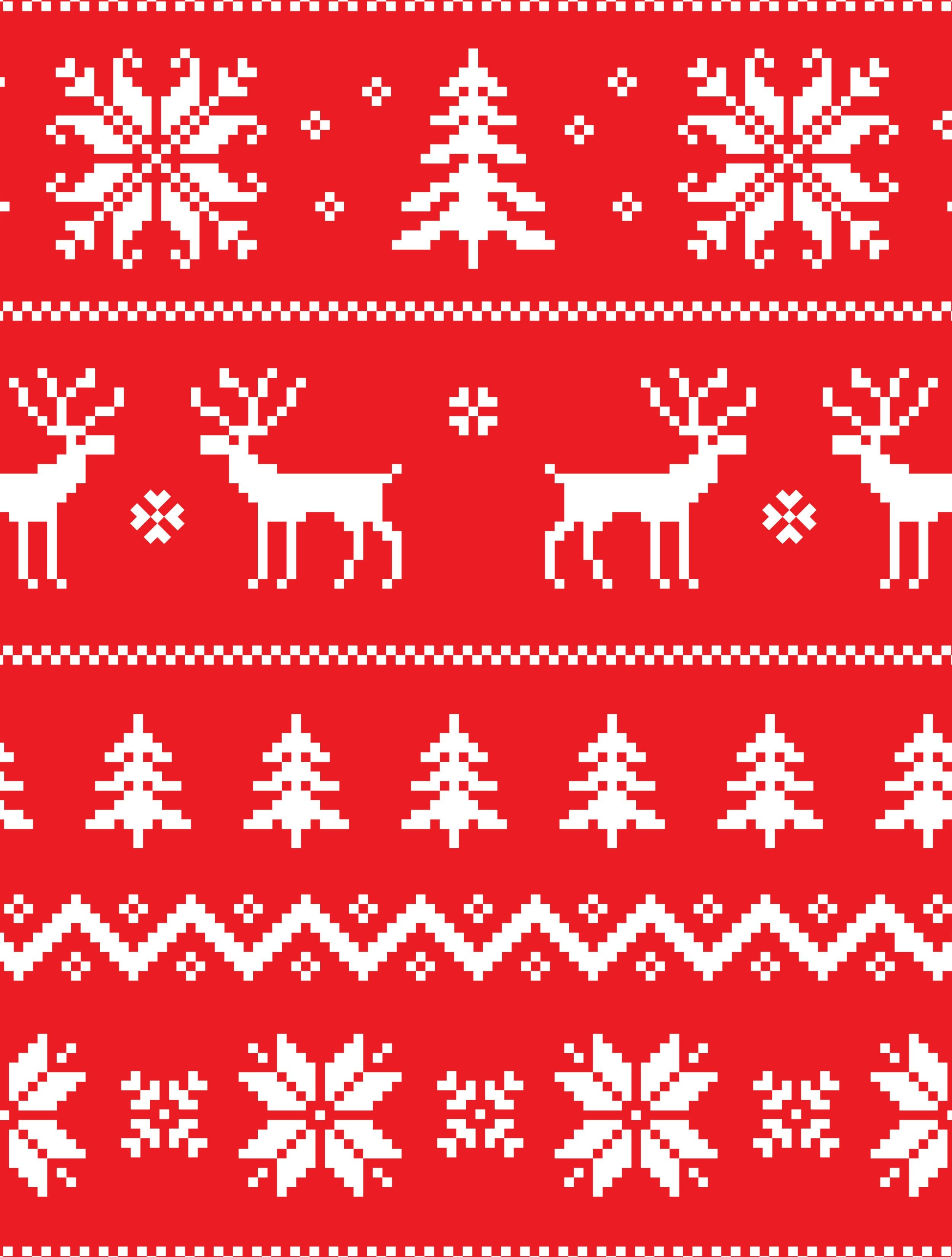 Free Printable Christmas Paper 10 Free Printable Ugly Christmas Sweater Wrapping Papers