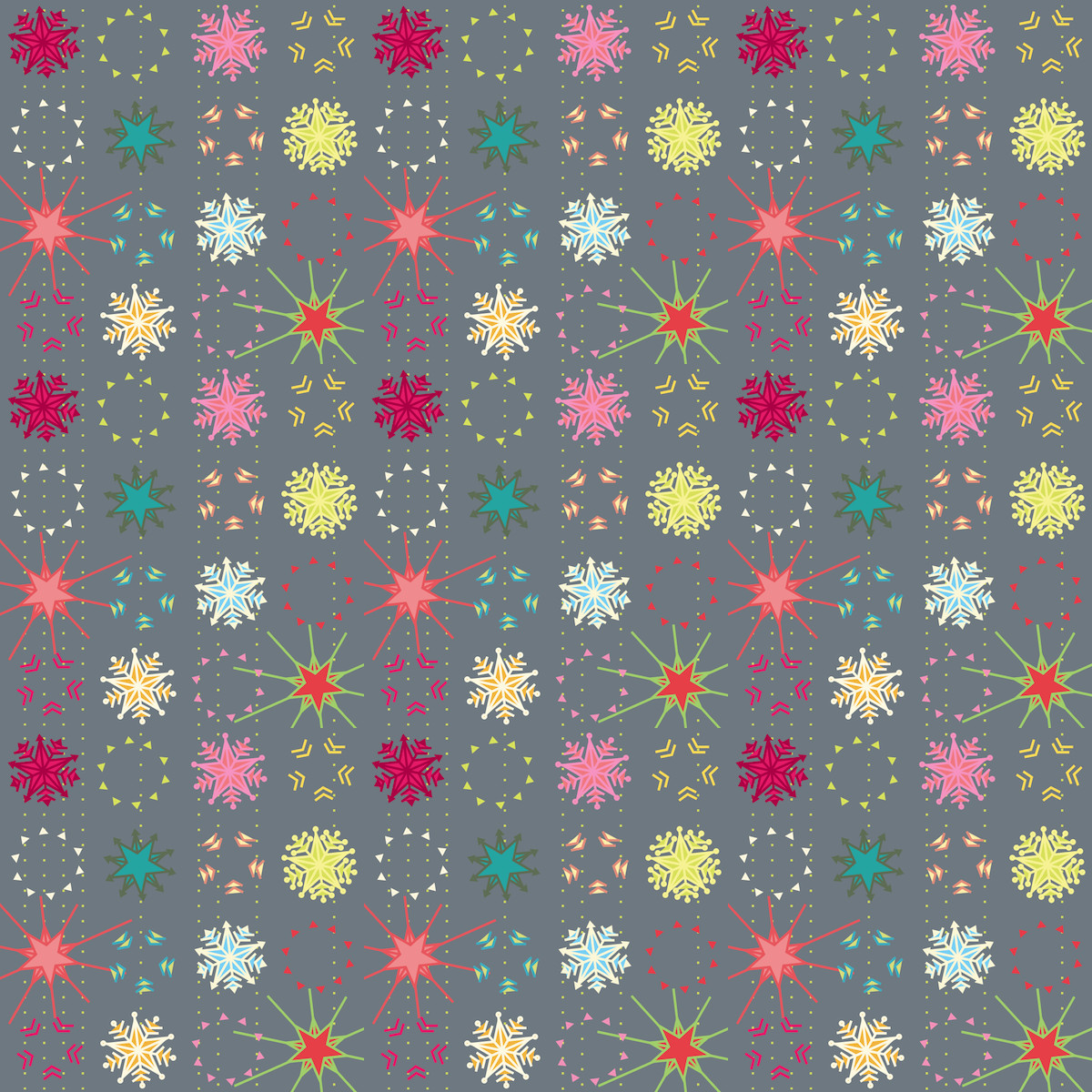 Free Printable Christmas Paper Free Digital Holiday Scrappbooking Paper Snow Wonder No2