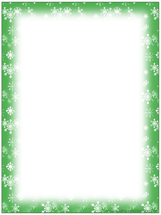 Free Printable Christmas Stationary Free Christmas Stationary Templates