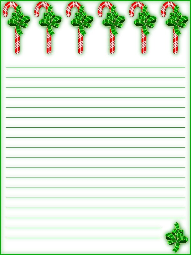 Free Printable Christmas Stationery 254 Best Stationary Images On Pinterest