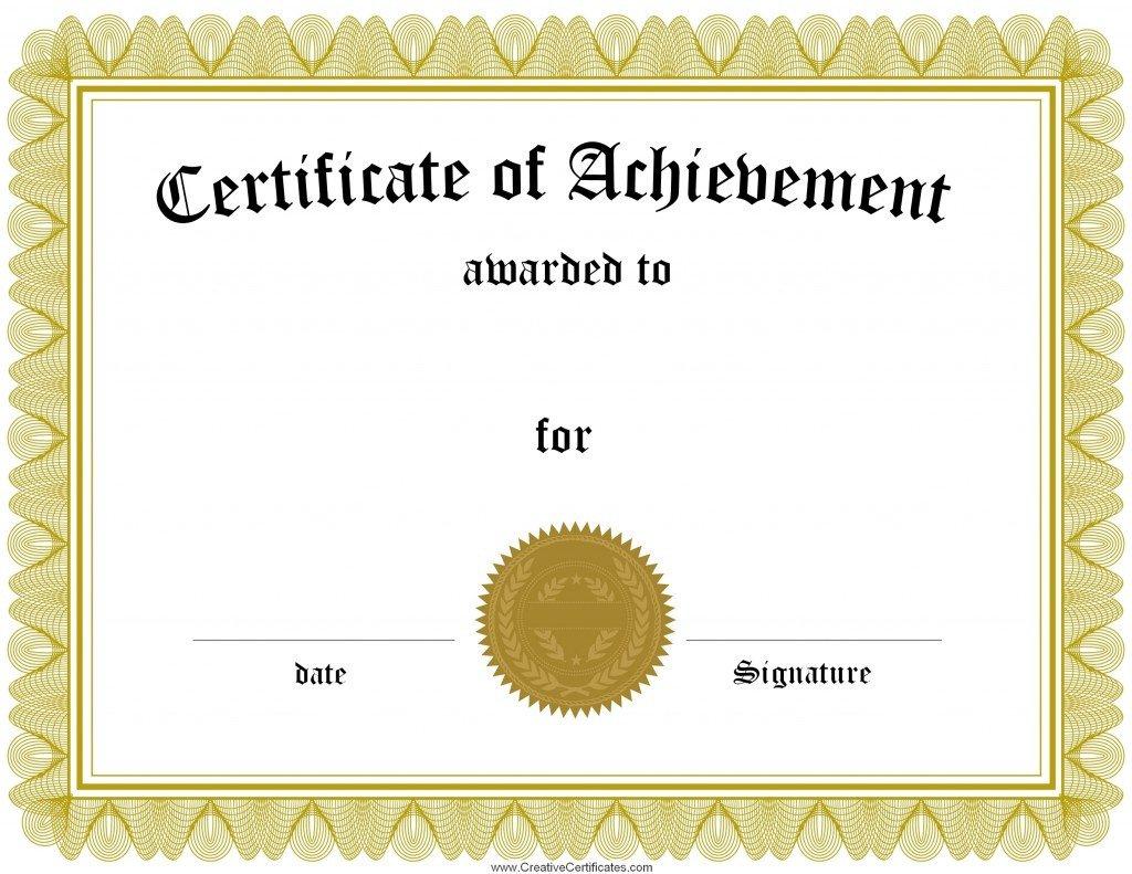 Free Printable Diploma Template Free Certificate Maker