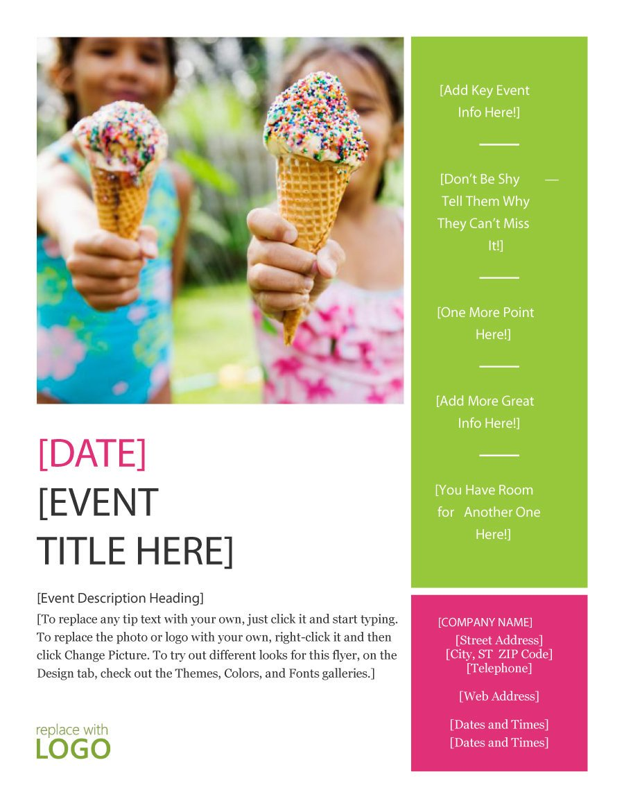 Free Printable Flyer Templates 40 Amazing Free Flyer Templates [event Party Business