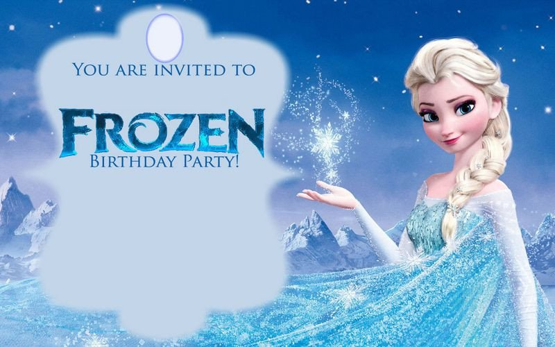 Free Printable Frozen Invites Like Mom and Apple Pie Frozen Birthday Party and Free